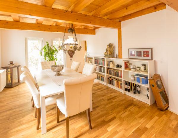 Eiche rustikal Wohnzimmer