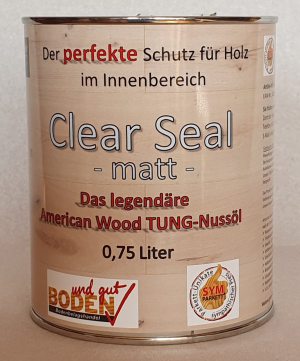 TUNG Nuss Clear Seal